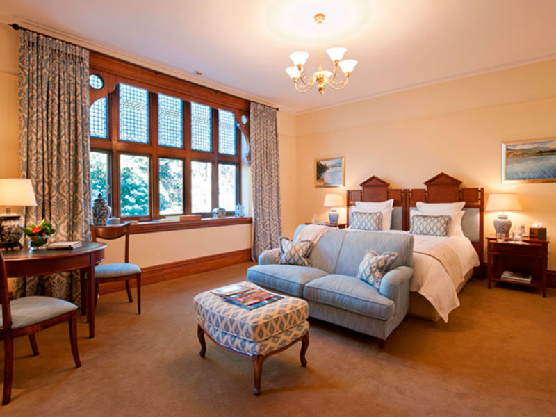Otahuna Lodge - Clark Suite