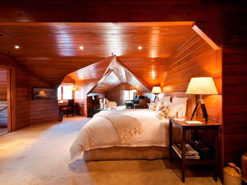 Otahuna Lodge - Garret Suite
