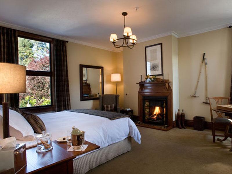 Otahuna Lodge - Polo Suite