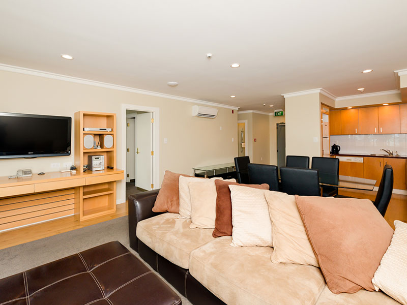 Paihia Beach Resort & Spa - Two Bed Executive Apartment