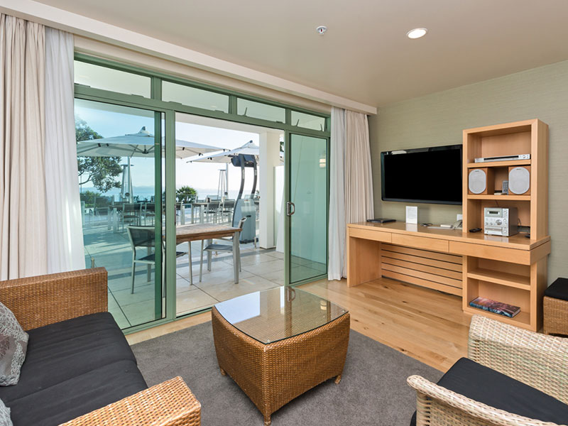 Paihia Beach Resort & Spa - Poolside Studio