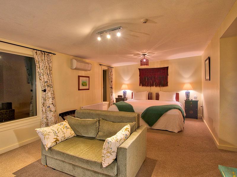 Pen-y-bryn Lodge - Garden Room