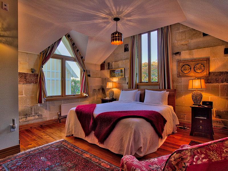 Pen-y-bryn Lodge - Nest Room
