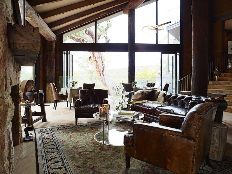 Pretty Beach House - Lounge