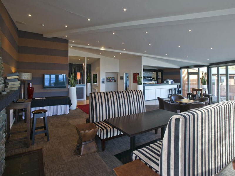 Punakaiki Resort - Lounge