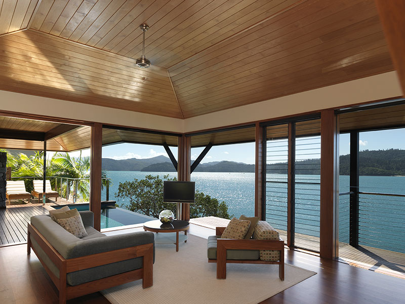 Qualia Great Barrier Reef - Windward Pavillion