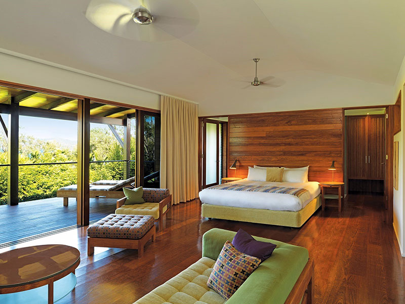 Qualia Great Barrier Reef - Leeward Pavillion