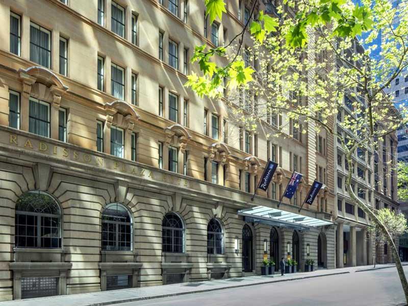 Radisson Blu Hotel Sydney - Exterior