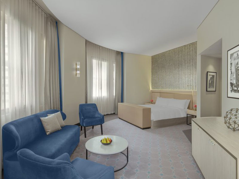 Radisson Blu Hotel Sydney - Studio Spa Suite