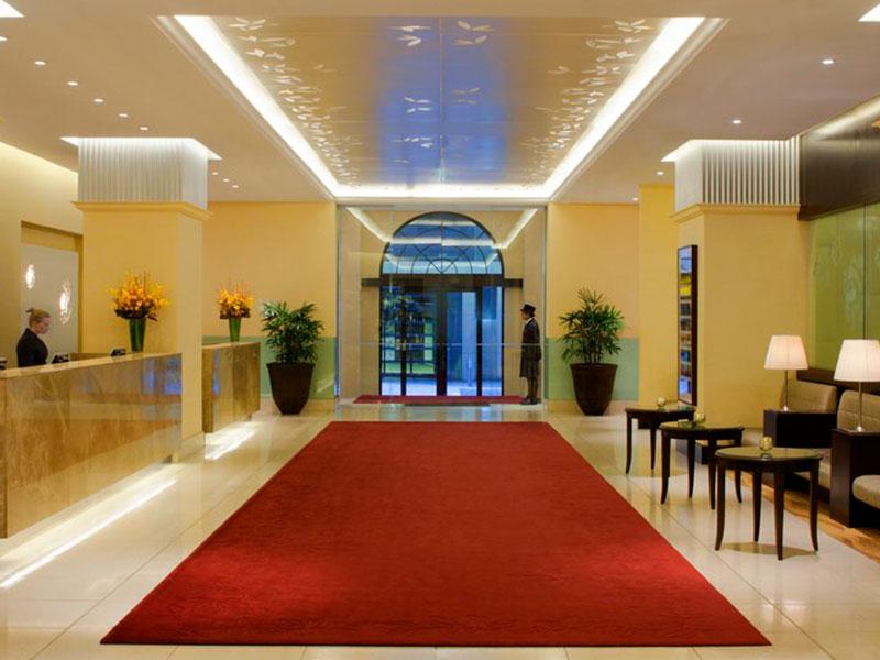 Radisson Blu Hotel Sydney - Lobby