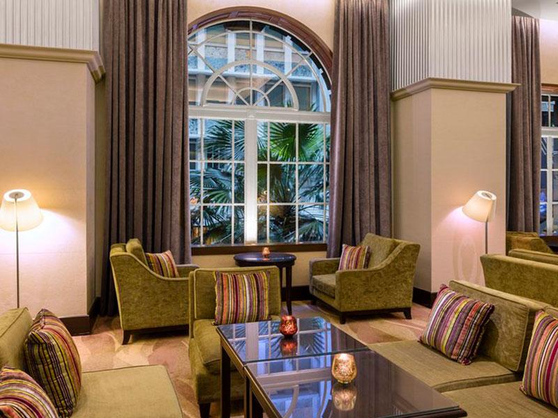 Radisson Blu Hotel Sydney - Lounge
