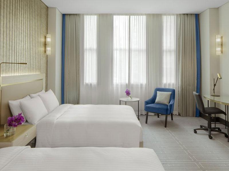 Radisson Blu Hotel Sydney - Superior Twin Room