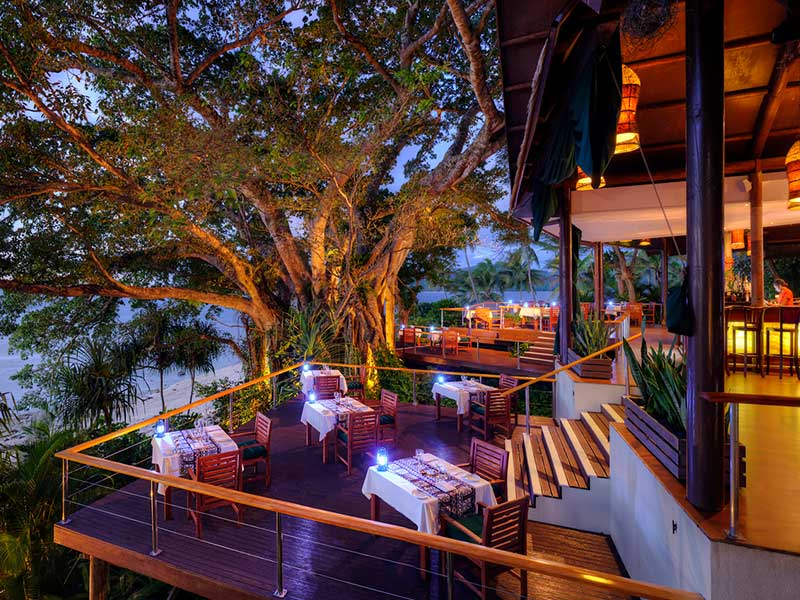 Royal Davui Island Resort - Dining