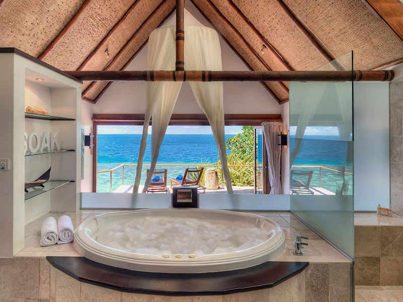 Royal Davui Island Resort - Island Plunge Pool Villa