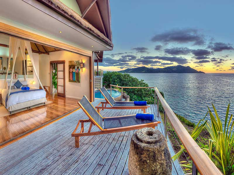 Royal Davui Island Resort - Plunge Pool Suite East