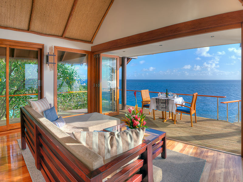Royal Davui Island Resort - Plunge Pool Suite West