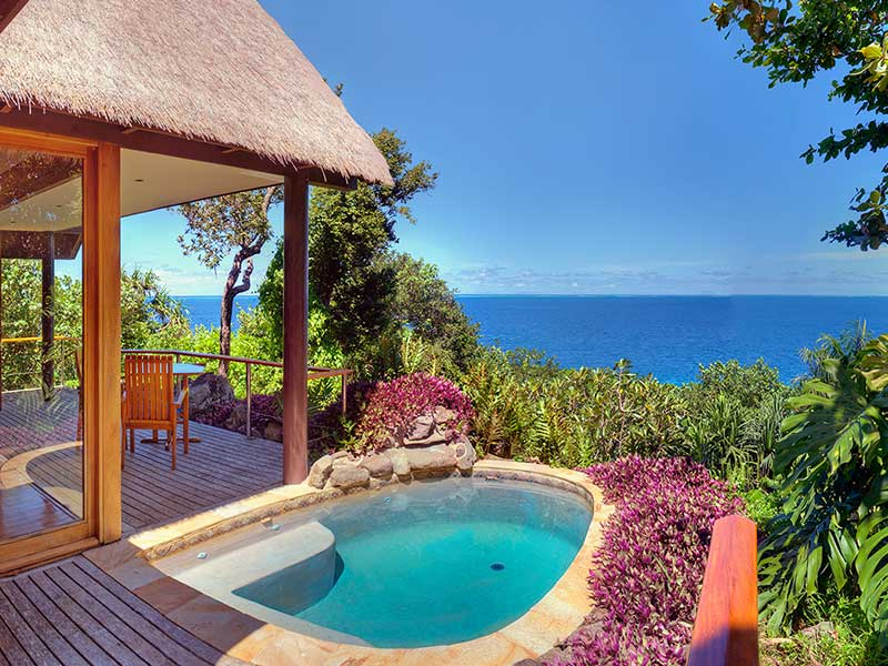 Royal Davui Island Resort - Premium Plunge Pool Villa