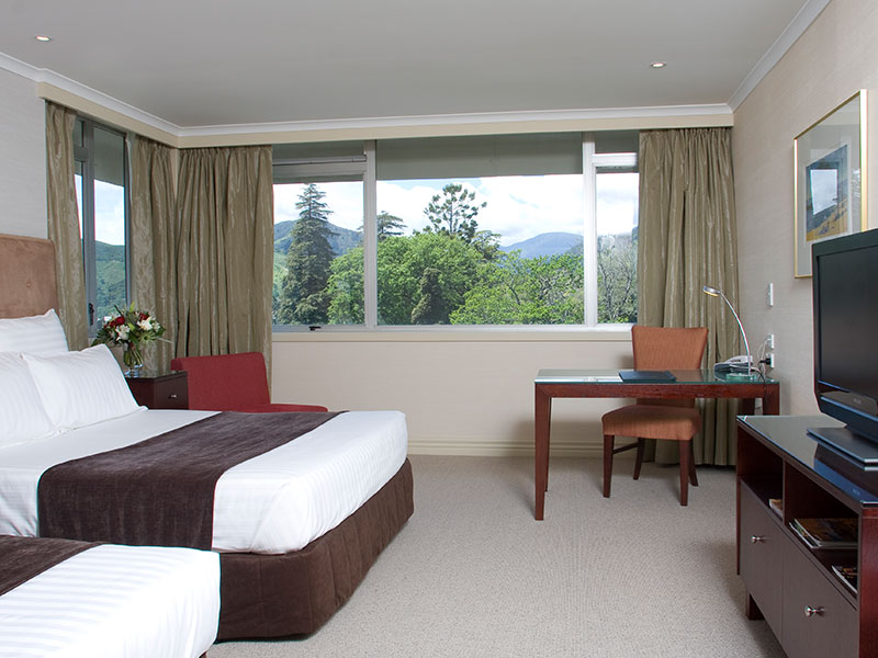 Rutherford Hotel Nelson - Deluxe Room