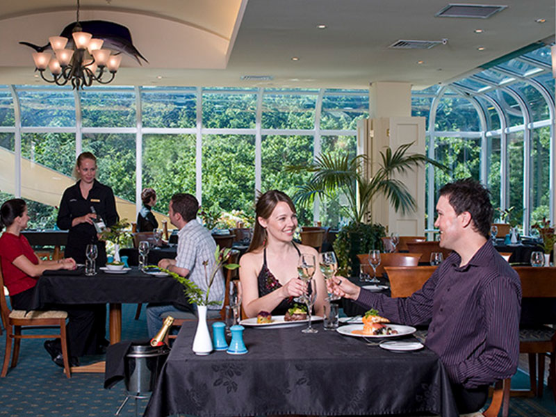 Rutherford Hotel Nelson - Dining