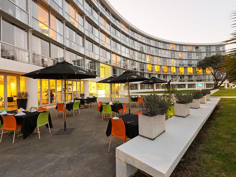 Scenic Hotel Te Pania - Dining