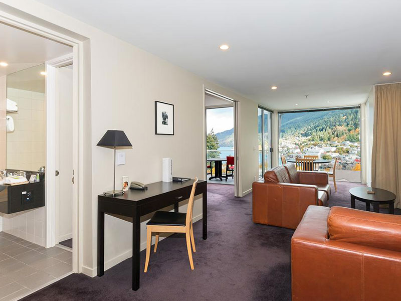 Scenic Suites Queenstown - One Bedroom Suite