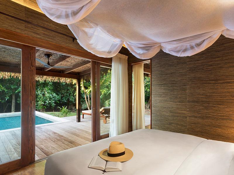 Six Senses Fiji - Hideaway Pool Suite
