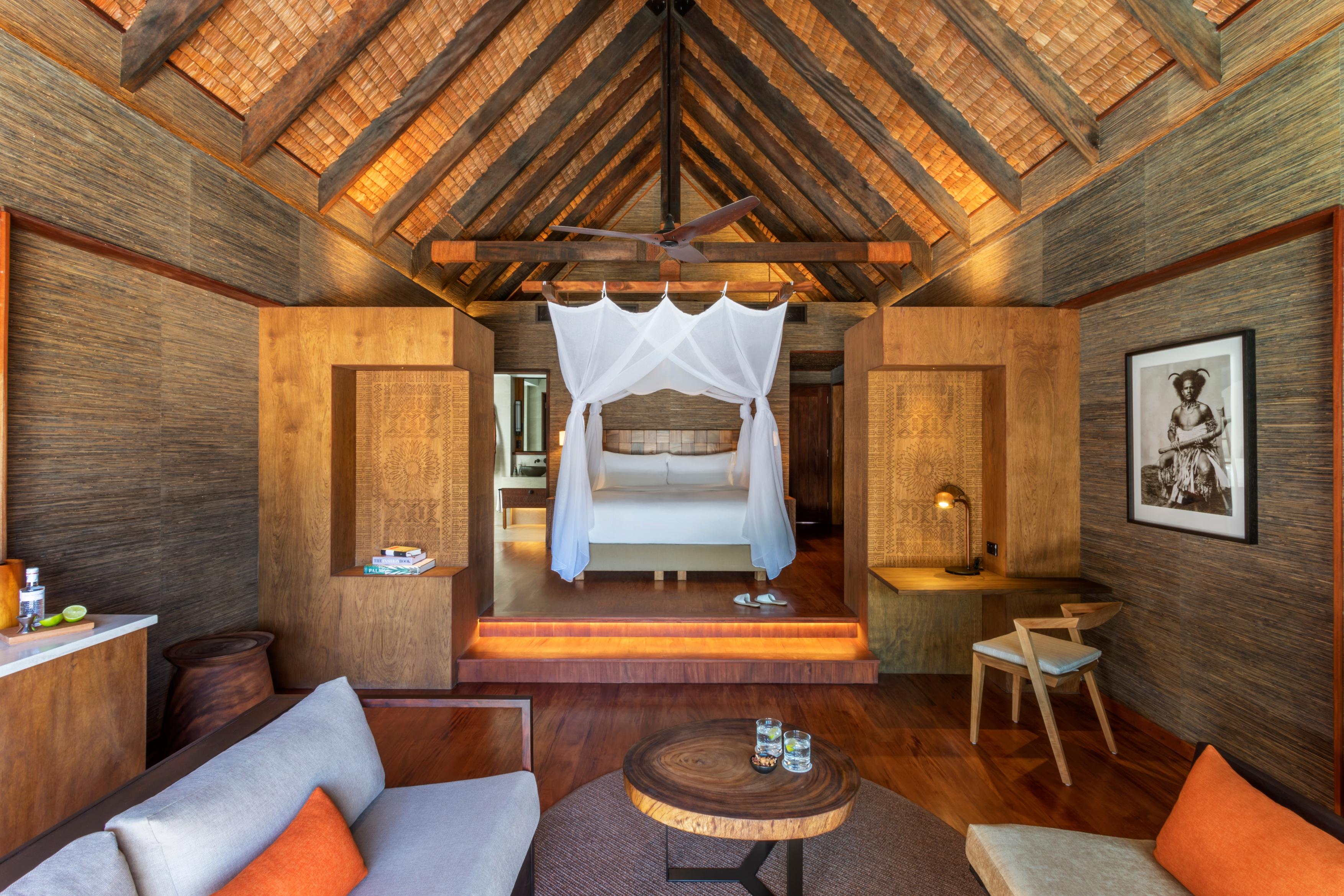 Six Senses Fiji - Hideaway Pool Villa