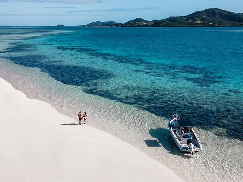 Six Senses Fiji - Beachside