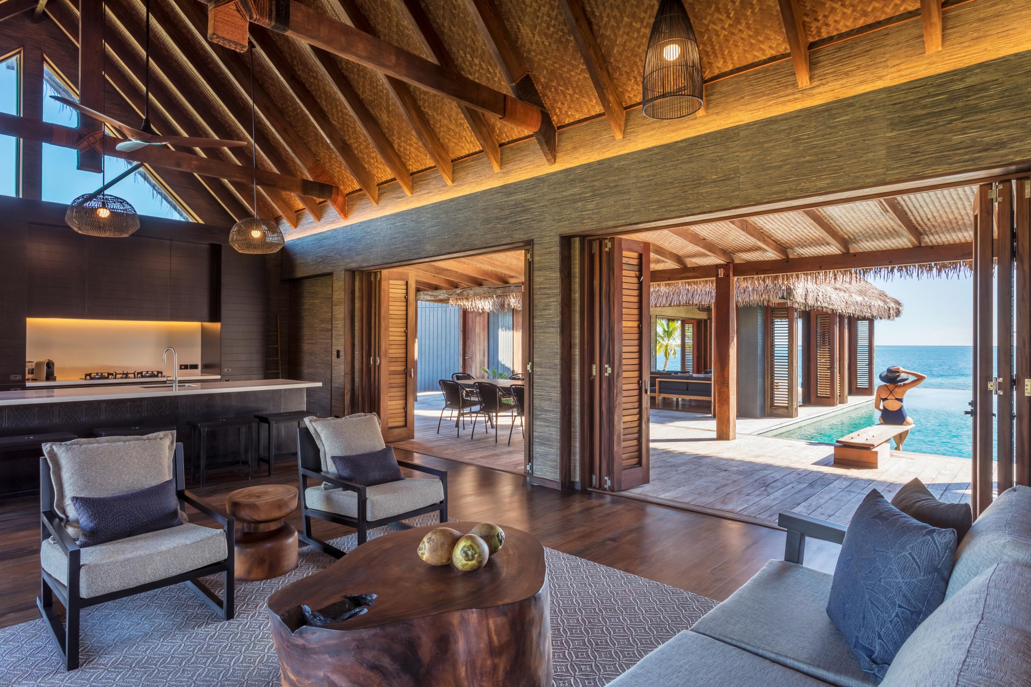 Six Senses Fiji - Residence