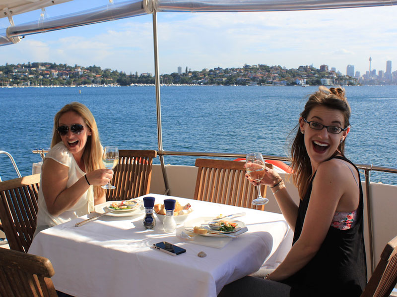 Sydney Cruise like a local with BBQ Lunch
