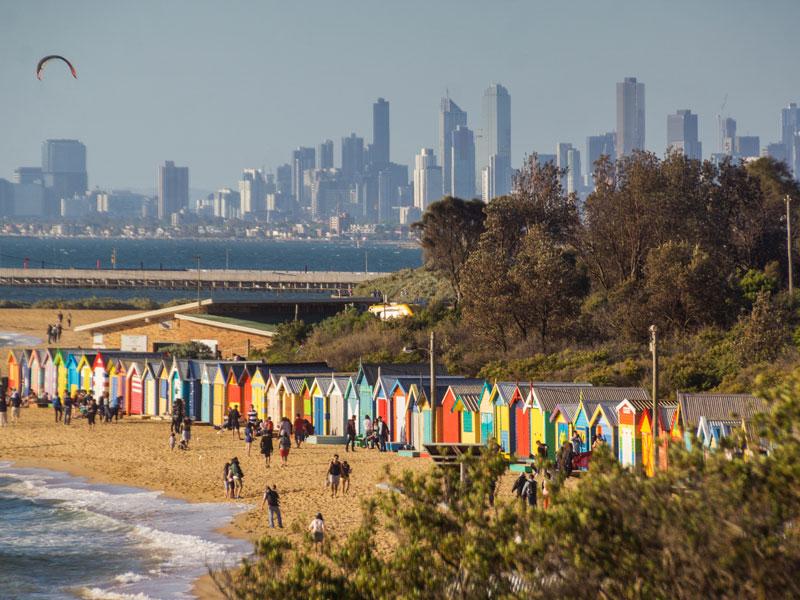 Melbourne - Brighton Beach
