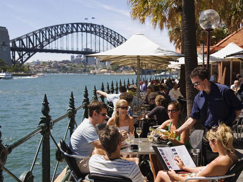 Sydney - Circular Quay