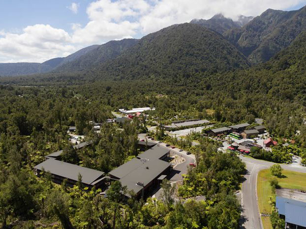 Te Waonui Forest Retreat, Franz Josef