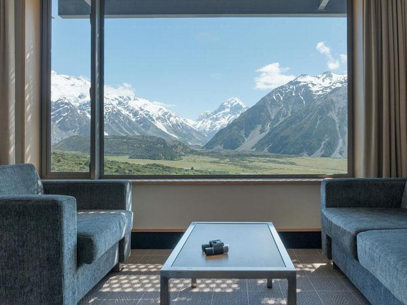 The Hermitage Hotel Mount Cook - Premium Plus Room