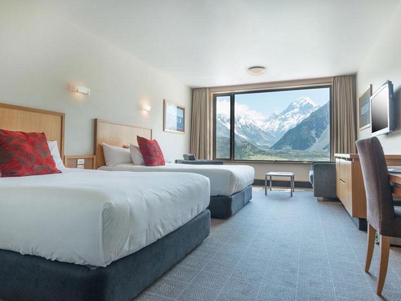 The Hermitage Hotel Mount Cook - Premium Room