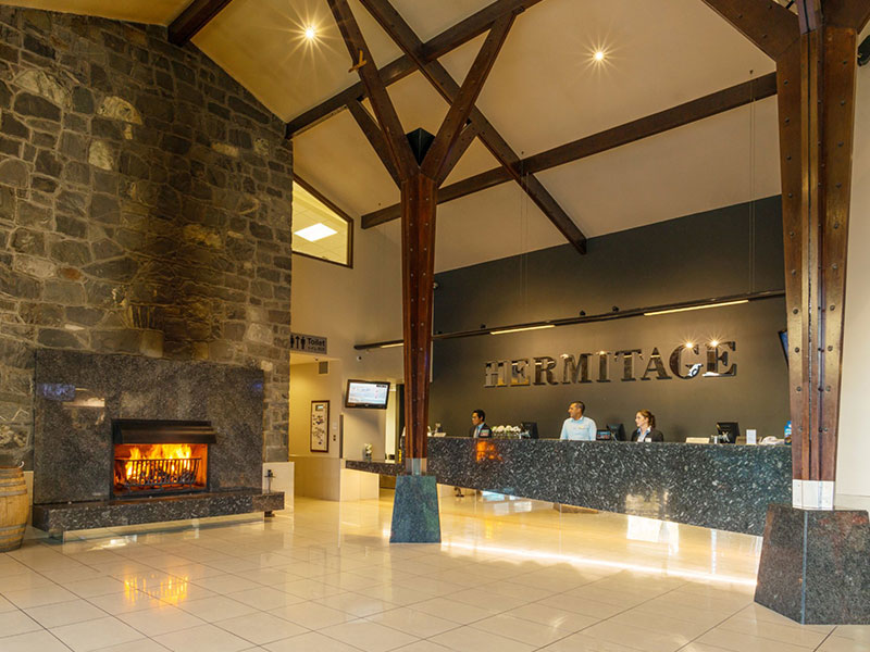 The Hermitage Hotel Mount Cook - Lobby