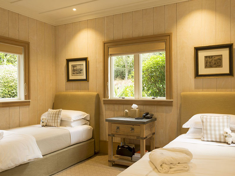 The Lodge at Kauri Cliffs - Deluxe Suite