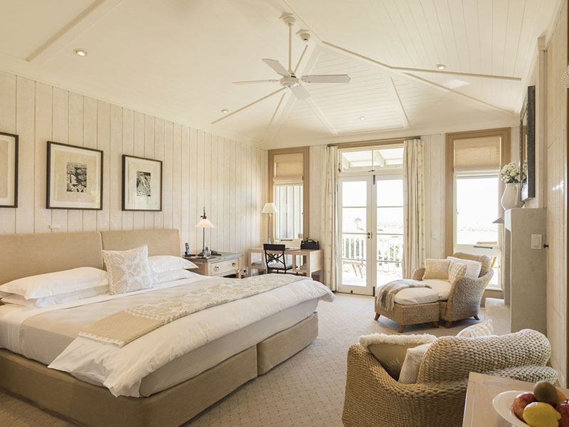 The Lodge at Kauri Cliffs - Standard Suite