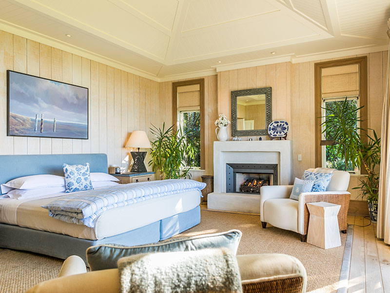 The Lodge at Kauri Cliffs - Owners Cottage