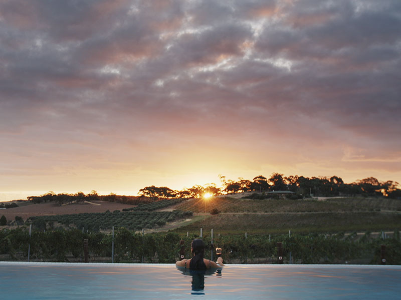 The Louise, Barossa Valley - Pool