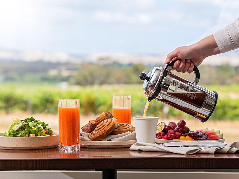 The Louise, Barossa Valley - Breakfast