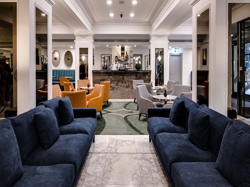 The Savoy Hotel on Little Collins - Lobby