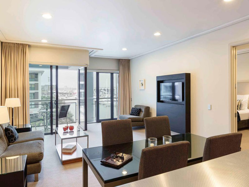 The Sebel Auckland Viaduct Harbour - Marina View One Bedroom