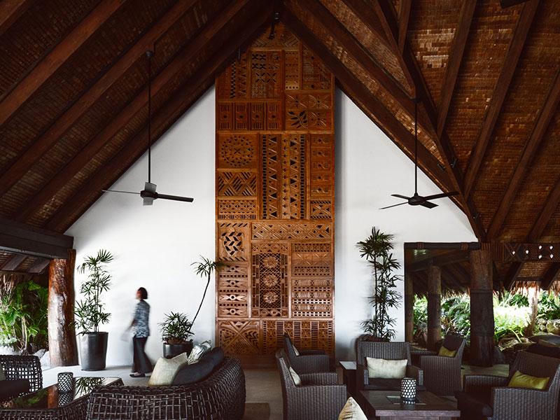 Tokoriki Island Resort - Lobby