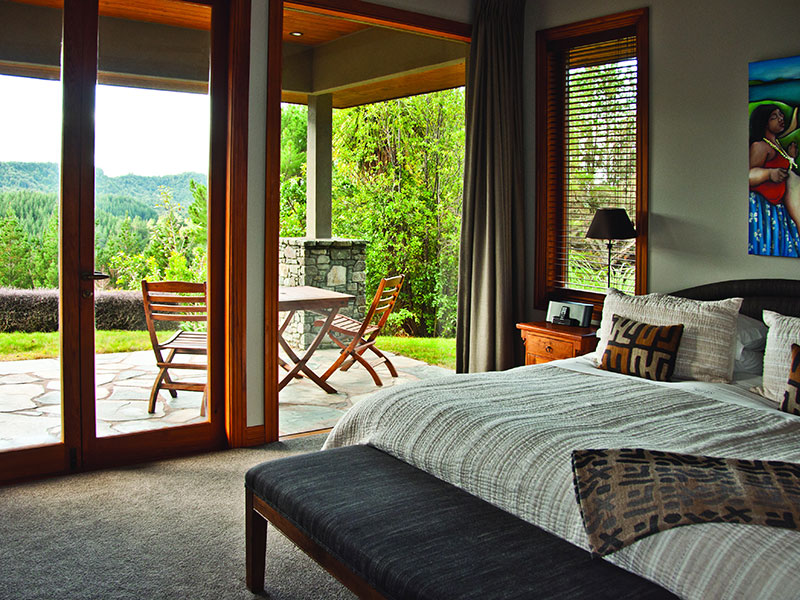 Treetops Lodge - Valley Villa