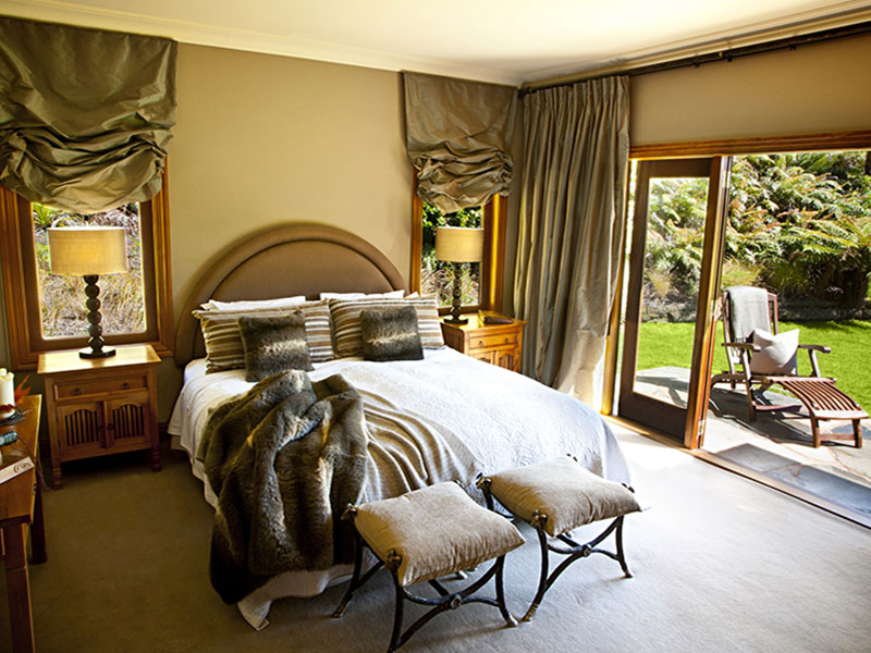 Treetops Lodge - Lodge Room