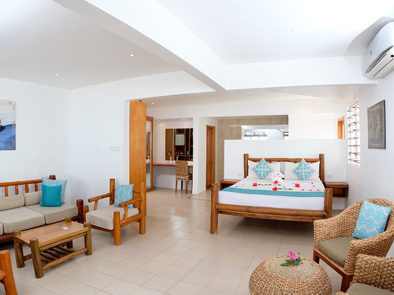 Tropica Island Resort - Sanctuary Pool Suite