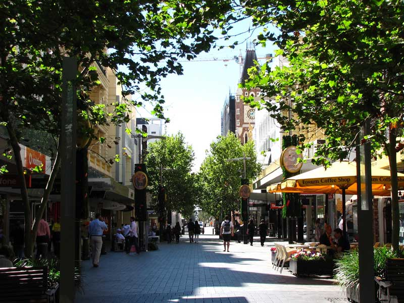 Perth - Hay Street