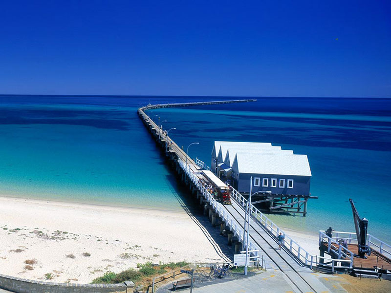Margaret River - Busselton Jetty