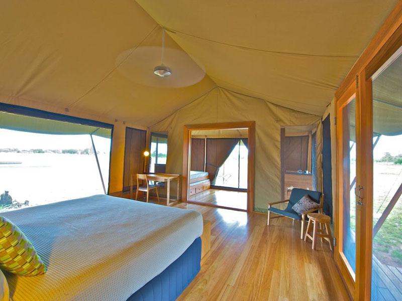 Wildman Wilderness Lodge - Safari Tents